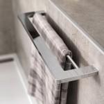 barre metal porte serviette CRIS BTP