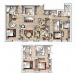 plan architecte intérieur en savoie