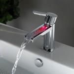 robinet à LED CRIS BTP