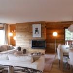 home staging et déco en Savoie par CRIS BTP chalet MERIBEL