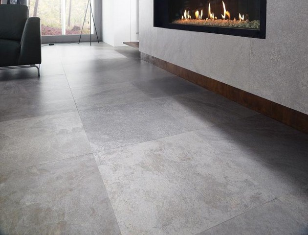 Awesome carrelage beige antigliss nuanc sol carrelage sol for Carrelage brillant gris