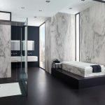 faïence rénovation granf format 1 par 3 m salle de bain