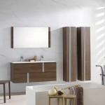 meuble colonnes salle de bains bois CRIS BTP