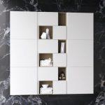 meuble rangement blanc CRIS BTP