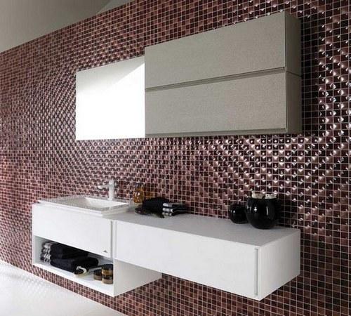 Zellige marocain salle de bain solutions pour la for Meuble salle de bain tunisie