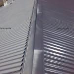 peinture métal antirouille pour rénovation toit