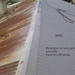 peinture toiture antirouille