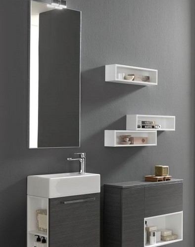 Vente meuble salle de bain cuisines et dressings en savoie for Petit meuble salle de bain en bois