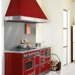 vente SAVOIE cuisinière bois gaz electricité rouge noir ou gris