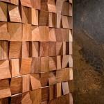 mosaique bois pierre Chris BTP