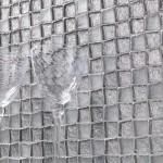 mosaique verre metal argenté Chris Déco en savoie
